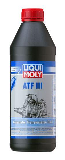resm LIQUI MOLY ATF III Direksiyon Hidroliği  / Otomatik Şanzıman Yağı(1043)