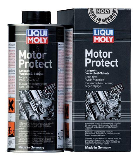 resm LIQUI MOLY Motor Protect Sentetik Yağ Katkısı 500 ml (1018)