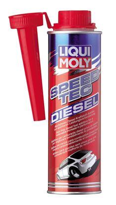 Resim LIQUI MOLY Speed Tec Dizel Yakıt Katkısı 250 ml (3722)