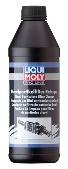 resm LIQUI MOLY Dizel Partikül Filtre (DPF) Temizleyici 1 lt (5169)