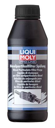 Resim LIQUI MOLY Dizel Partikül Filtre (DPF) Durulayıcı 500 ml (5171)
