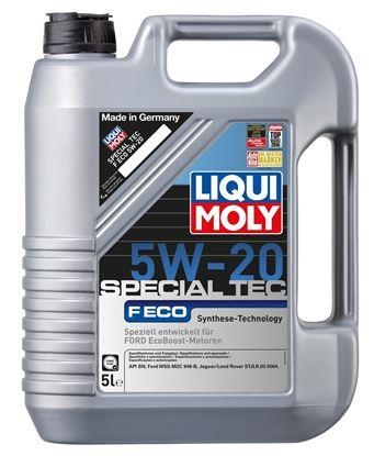 Resim LIQUI MOLY 5W20 Motor Yağı Special Tec Ford Eco   5 Litre (3841)