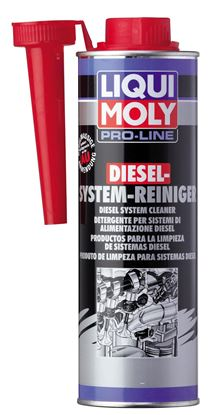 Resim LIQUI MOLY Dizel Sistem Temizleyici Pro-Line Seri  500 ml (5156)