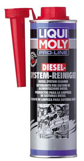 resm LIQUI MOLY Dizel Sistem Temizleyici Pro-Line Seri  500 ml (5156)