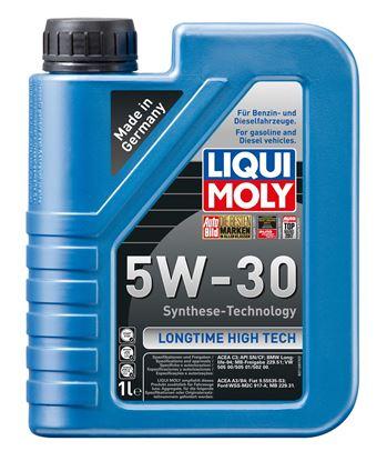 Resim LIQUI MOLY 5W30 Motor Yağı DPF'li Sentetik   LONGTIME HIGH TECH1 Litre  (9506)