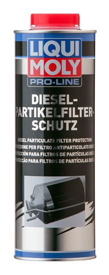 resm LIQUI MOLY  Pro-Line Dizel Partikül Filtre Koruması 1 litre  (5123)