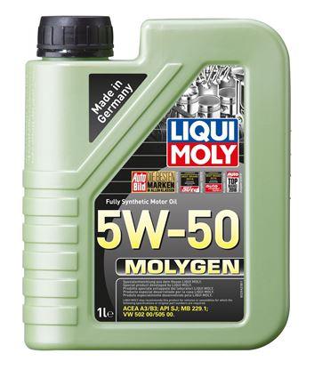 5W50 Motor Yağı Molygen 2542