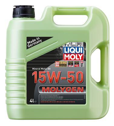15W50 Motor Yağı Molygen