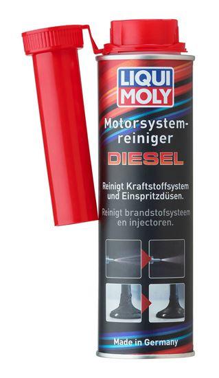 resm LIQUI MOLY  Yeni Dizel Sistem Temizleyici Yakıt Katkısı 300 ml (21491)