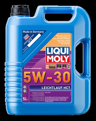 Resim LIQUI MOLY 5W30 Motor Yağı Leichtlauf HC7 5 Litre  (8542)
