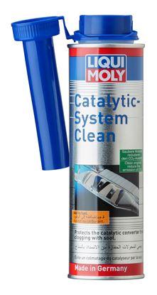 Resim LIQUI MOLY Emisyon Ayarlayıcı (Katalitik Sistem Temizleyici) 300 ml (7110)